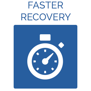 Faster Recovery